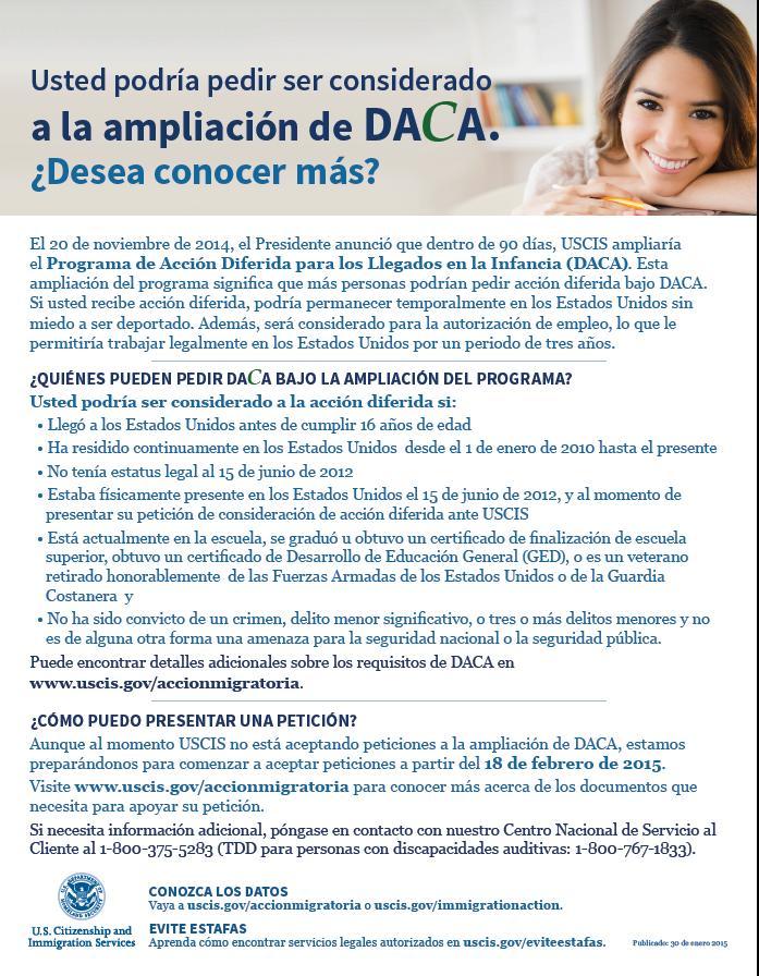 DACASpanish