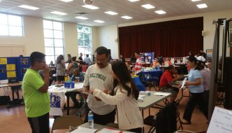 Sin Barreras/Without Barriers hosted the fourth annual Help Fair on April 16.