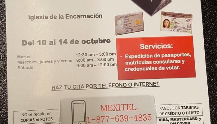 Seccion Consular de Mexico